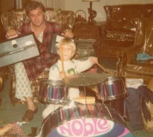 Tom 1st drumset