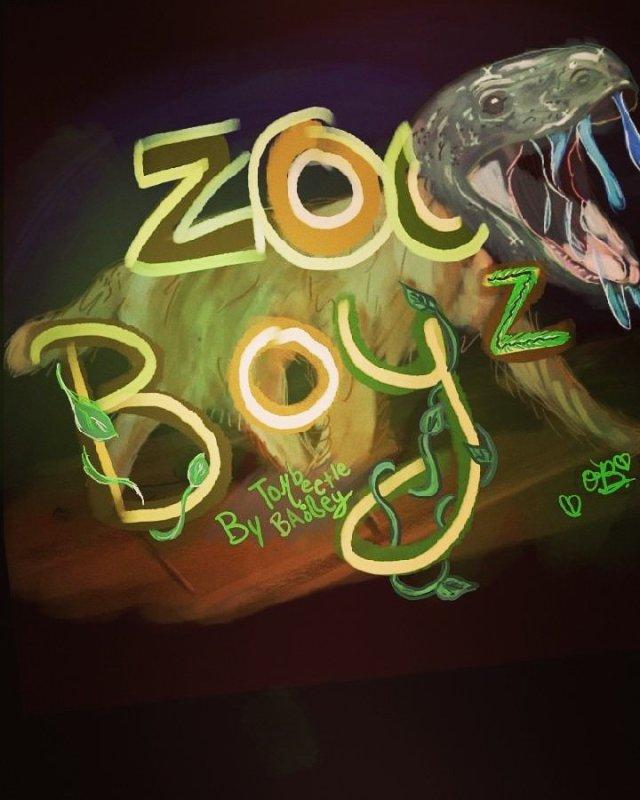 The Zoo BoyZ (same 3 boys on a different adventure)